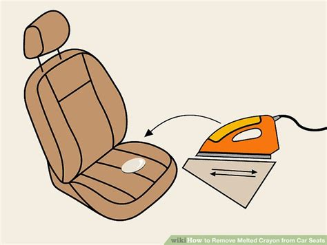 how to remove crayon from car upholstery how to get melted crayon out of car carpet home fatare