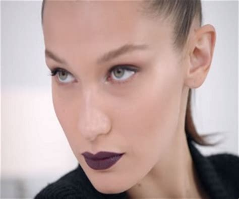 New Lipstick Commercial 2016 | rouge dior lipstick commercial song 2016 bella hadid