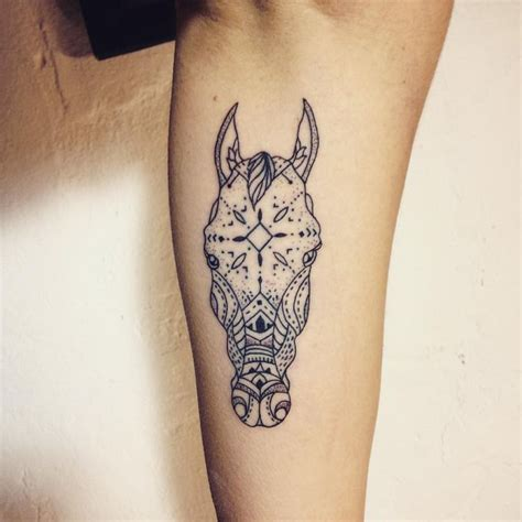 year of the horse tattoo designs 214 best tattoos images on tattoos