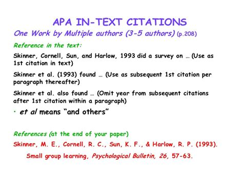 book reference apa two authors 5 essay writing tips to in paper citation apa authors