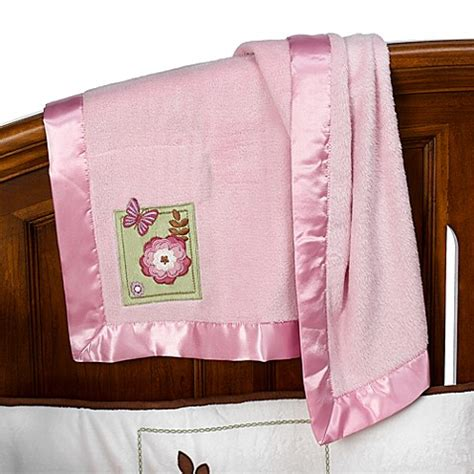 Nojo Emily Crib Bedding Nojo 174 Emily Crib Bedding Collection Gt Nojo 174 Emily Coral Fleece Blanket From Buy Buy Baby