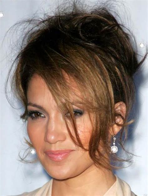 hairstyles casual updo jennifer lopez casual updos hairstyles nice hairstyles