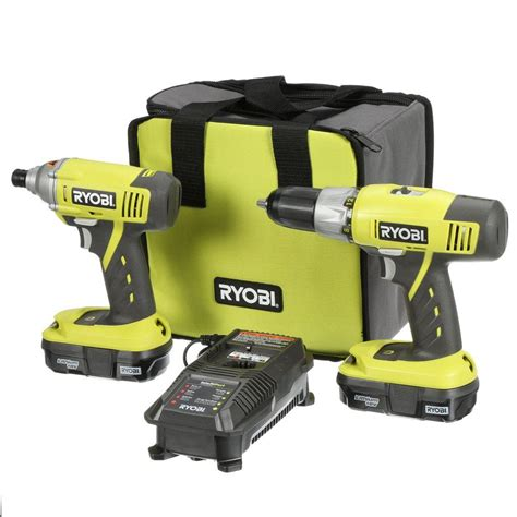 Cheap Kitchen Faucets ryobi one 18 volt lithium ion cordless drill driver and