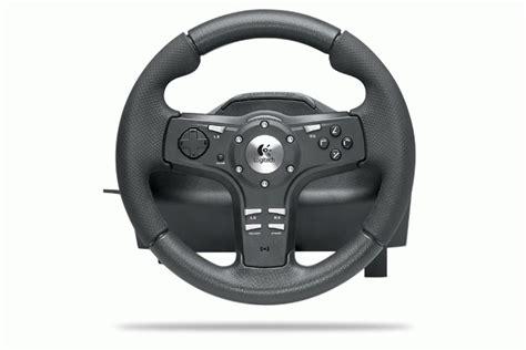 volante per ps3 logitech volante per sony ps3 ps2 completo di pedaleria