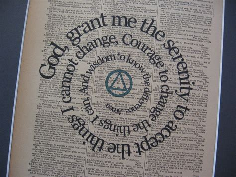 aa symbol tattoos serenity prayer symbols aa serenity prayer print on