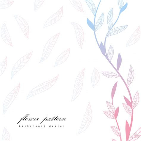cornice floreale cornice floreale con fiori colorati scaricare vettori
