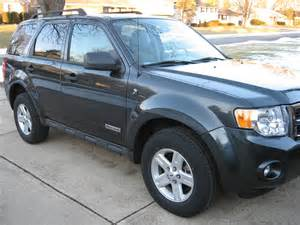 Ford Escape Hybrid 2008 2008 Ford Escape Hybrid Pictures Cargurus