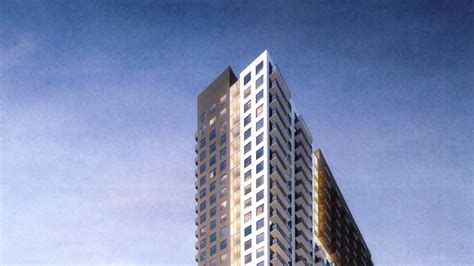 Garage With Apartment Plans by More Details Revealed On Proposed 31 Story Downtown