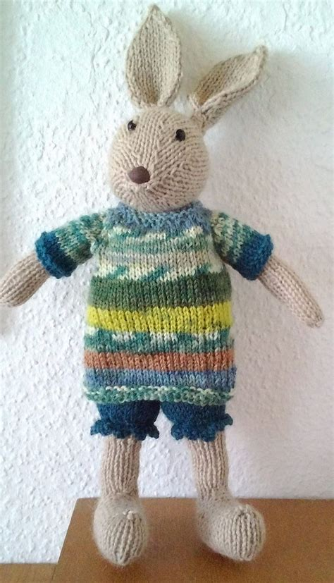 knitting pattern rabbit toy 237 best images about knitted bunnies on pinterest fair