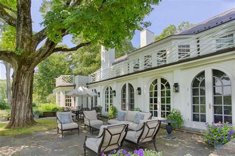 a colonial style estate for sale in bedford new york knute rockne s south bend home