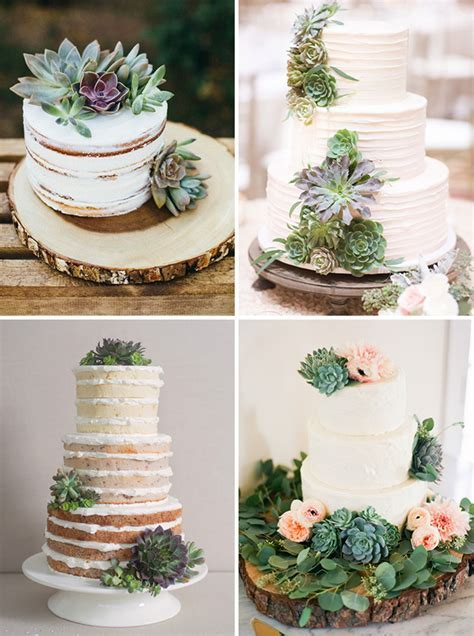 Succulent Wedding Ideas   OneFabDay.com