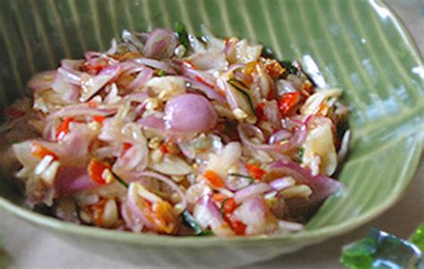 Rasa Lokal Keripik Sambal Matah Bali Gila 7 sambal terbaik yang hanya ada di indonesia hngrynow