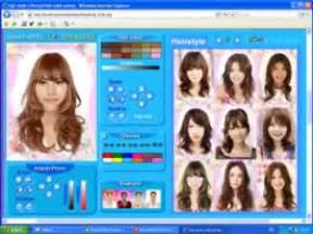 upload your picture for hairstyles virtual korean hair style