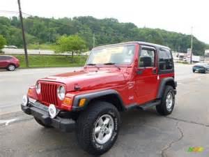 2001 jeep wrangler sport 4x4 exterior photo