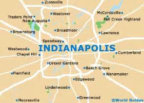 Indianapolis Map Usa by Indianapolis Travel Guide And Tourist Information