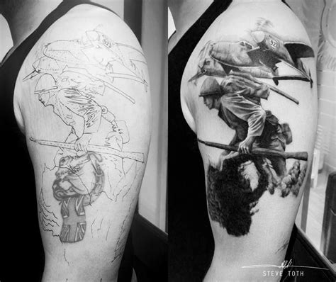 world war 2 tattoos world war 2 cover up www
