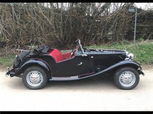 Used Mg Cars For Sale Uk 1951 Mg Td For Sale Classic Cars For Sale Uk