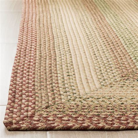 Safavieh Braided Rugs Rug Brd303a Braided Area Rugs By Safavieh