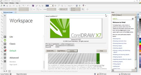 corel draw x7 keygen serial number 2015 download