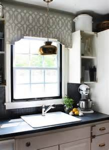 Contemporary Kitchen Curtains And Valances 7 Window Treatment Ideas For Contemporary And Transitional Kitchens