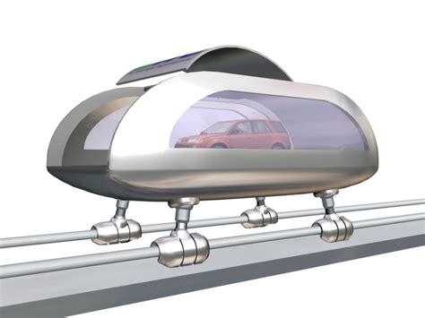 maglev bed car transport
