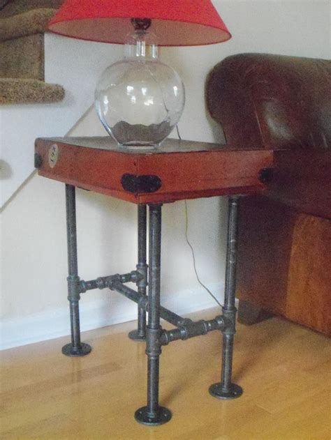 diy iron pipe table legs 7 best images about diy pipe leg tables on