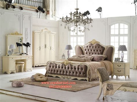Tempat Tidur Empire Di Medan jual tempat tidur mewah lengkap untuk set kamar tidur 083
