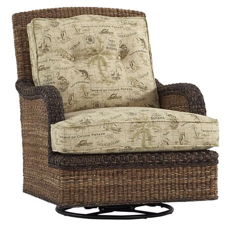 New replacement cushion covers for tommy bahama largo reef glider rocker chair ebay