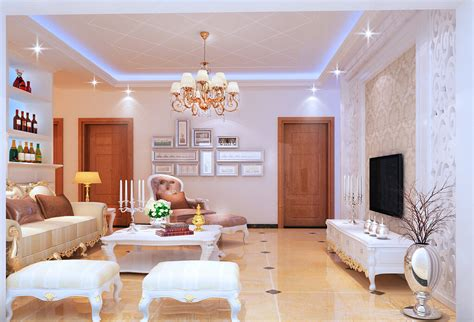 home interior decoration painted house interior design 3d house