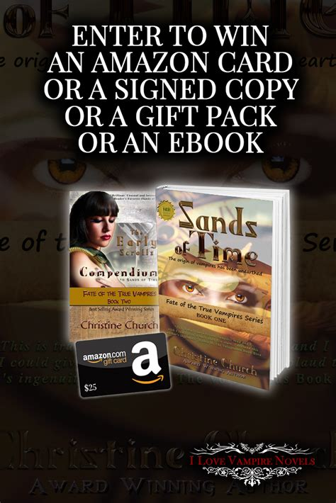 contest win signed copies ebooks win a 15 gift card signed copies gift pack or