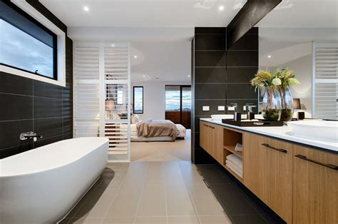 captivating contemporary bathroom designs