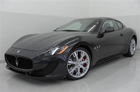 2014 Maserati Granturismo Sport Black Top Auto Magazine