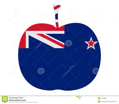 Apple Gift Card New Zealand - apple from new zealand royalty free stock photo image 14419265