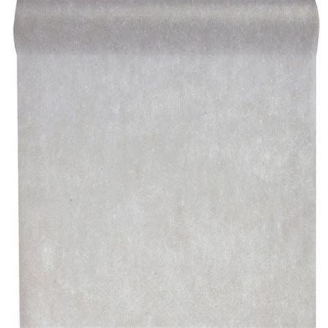 Chemin De Table Blanc Et Gris by Chemin De Table Intiss 233 Gris Perle