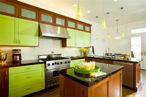 colorful kitchen cabinets beautifully colorful painted kitchen cabinets