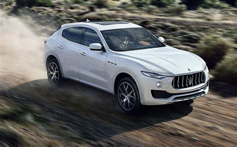 The Clarkson Review 2017 Maserati Levante Diesel Suv