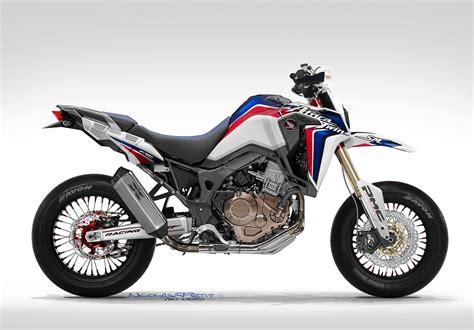Honda Motorrad Garage L Rrach by Honda Crf1000 L Supermoto Africatwin Garage