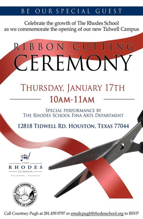 ribbon cutting template free ribbon cutting invitations leave a reply cancel
