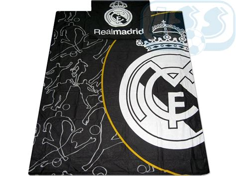 real madrid bedding xreal12 real madrid official bedding bed linen ebay