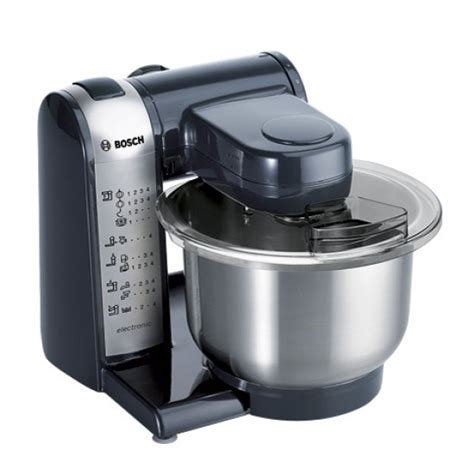 mum46a1gb mixer from bosch food processors and mixers