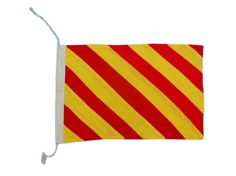 Sailing Flag Letters