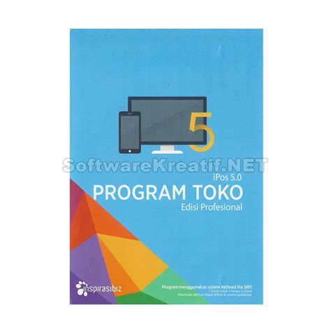 Pro Tutorial Marketing Ilmu Toko program toko ipos 5 edisi profesional original