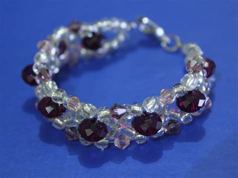 make swarovski jewelry how to make a pony bead bracelet 7 steps wikihow auto