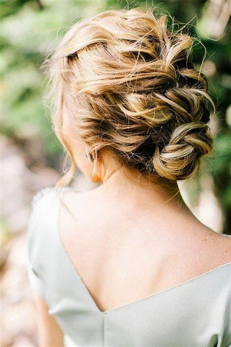 easy curly braided updo accessorize updo