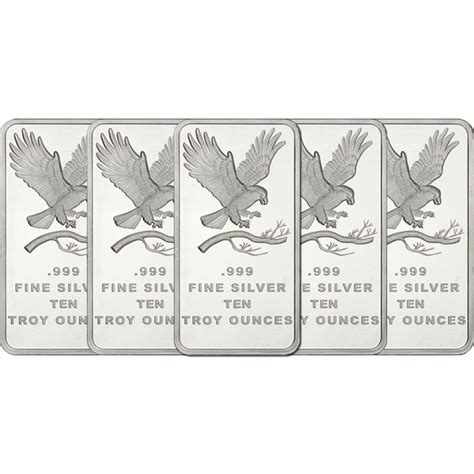 10 Troy Ounce Silver Bar Price by Buy 10 Oz Silver Bars 10 Troy Ounce Silver Bars For Sale