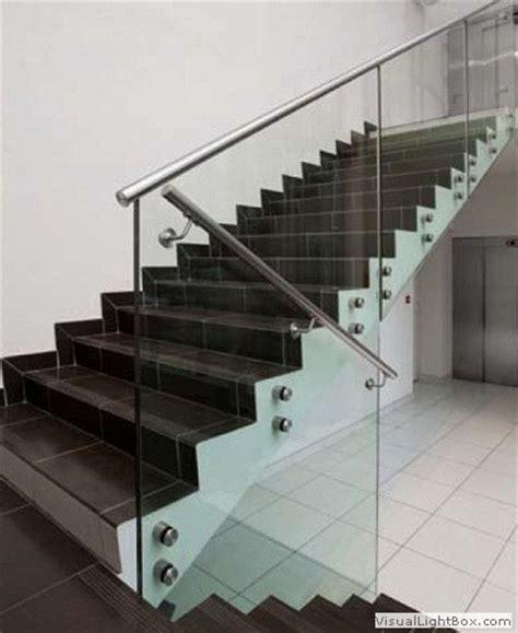 barandillas de vidrio balauscid barandillas vidrio y escaleras de vidrio