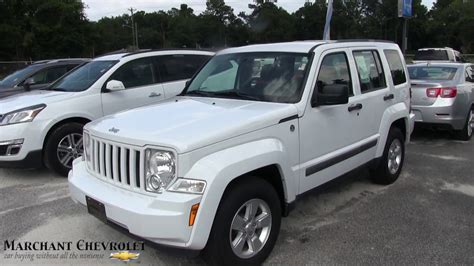 jeep liberty white 2017 2011 jeep liberty 4x4 5 years later review reveal