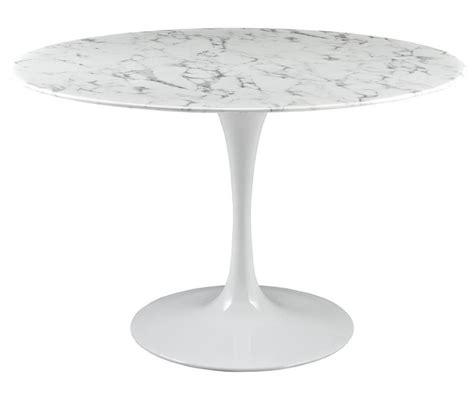 White Marble Dining Table 10 White Marble Dining Tables You Ll Adore