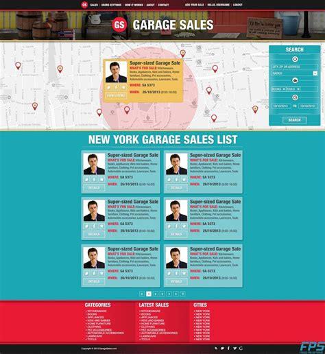 Garage Sales In The Area Garage Sale Portfolio Freeze Pro Software