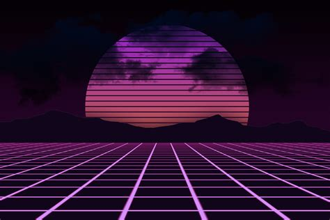 wallpaper 4k retro retro wave 4k ultra hd wallpaper and background image